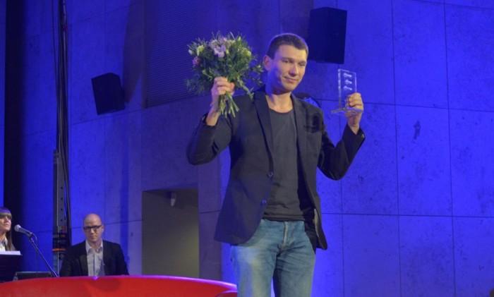Z laureatem w kategorii NawigaTOR Grzegorzem Sroczyńskim rozmawiał reporter Jędrzej Rakoczy (NEWSY UJOT FM)