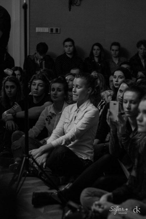 Podczas marcowego koncertu; fot. Dominik Król