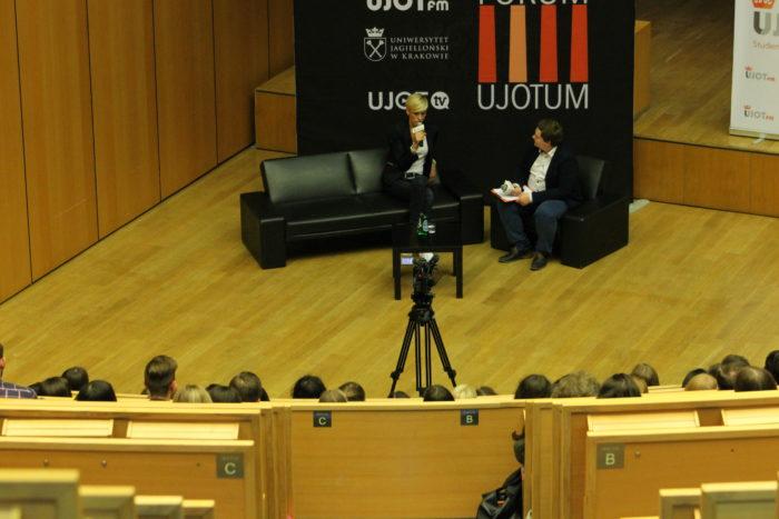 Forum Ujotum z Anitą Werner
